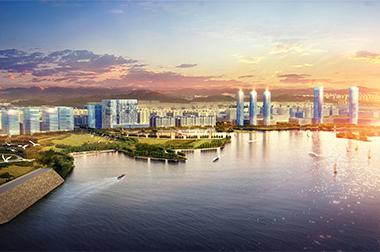 南阳市鸭河工区总体概念规划